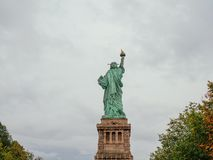 Statue of Liberty replica Royalty Free Stock Image