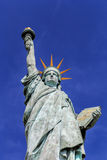 Statue of Liberty. Replica of the Statue of Liberty in Paris, France Royalty Free Stock Photo