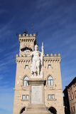 Statue of Liberty, San Marino Stock Image