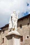 The Statue of Liberty, San Marino Royalty Free Stock Photography