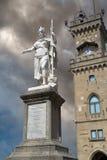 Statue of Liberty in San Marino republic, Italy Royalty Free Stock Image