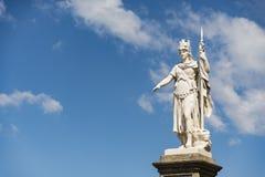 Statue of liberty in San Marino Royalty Free Stock Photos