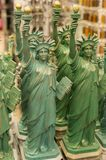 The Statue of Liberty souvenirs Stock Photo