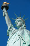 Statue of Liberty in a sunny day, New York Stock Image