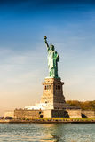 The Statue of Liberty, symbol of New York City.  Stock Photography