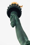 Statue of Liberty Torch New York City. Royalty Free Stock Photos