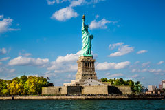 Statue Of Liberty. Traveling USA - Statue Of Liberty Royalty Free Stock Photos