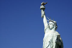 Statue of liberty united states Royalty Free Stock Images