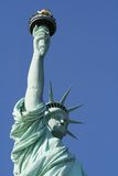 Statue of Liberty-Upper Royalty Free Stock Photography