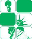 Statue of Liberty Vector Design Clipart Stock Photos