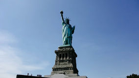Statue of Liberty. View of Statue of Liberty Royalty Free Stock Photo