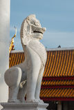 Statue Of Lion Royalty Free Stock Image