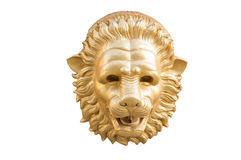 Statue Lion Head Stock Photos