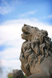Statue of lion Royalty Free Stock Photography