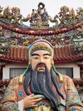 Statue Liu-Bei Lizenzfreies Stockbild
