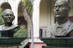 Statue Lolita Soreano Julian Guerrero  Managua Royalty Free Stock Photos