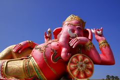 The statue of Lord Ganesh Royalty Free Stock Photos