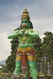 Statue of Lord Hanuman, Batu Caves, Kuala Lumpur Royalty Free Stock Photos