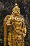 Statue of Lord Murugan, Batu Caves, Kuala Lumpur Royalty Free Stock Image