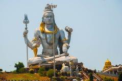 Statue of Lord Shiva in Murudeshwar. Temple in Karnataka, India Stock Images