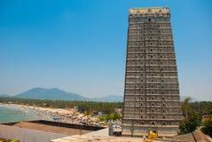 Statue of Lord Shiva in Murudeshwar. Temple in Karnataka, India Stock Photography