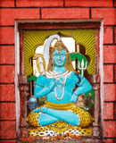 Statue  of Lord Shiva Stock Photos