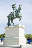 Statue of Louis XIV. Royalty Free Stock Photo