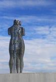 Statue of Love Ali and Nino Royalty Free Stock Photos