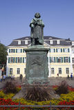 Statue of Ludwig von Beethoven Stock Image