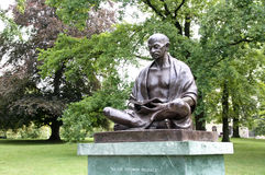 Statue of Mahatma Gandhi Stock Image
