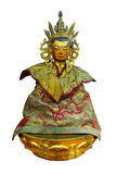 Statue of Maitreya Royalty Free Stock Photography