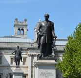 Statue of Maj Gen Sir Henry Royalty Free Stock Photo