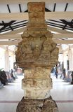 The statue of majapahit kingdom in the museum Trowulan. East Java, Indonesia Stock Photos