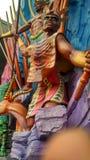 Statue am Mall gading Arta Lizenzfreies Stockbild