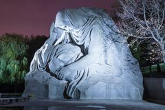 The monument of crying mother over the dead soldier. The statue on Mamayev Kurgan in Volgograd. The monument Stalingrad Battle of Great Patriotic War the part of Royalty Free Stock Images