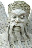 Statue of Man at Wat Pho,Thailand Royalty Free Stock Image