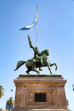 Statue of Manuel Belgrano Royalty Free Stock Photography