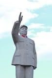 Statue Mao Tses Tung Lizenzfreie Stockbilder