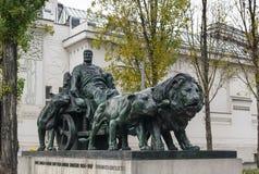 Statue of Marcus Antonius, Vienna Stock Photography