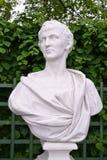 Statue of Marcus Ulpius Nerva Traianus Royalty Free Stock Photos