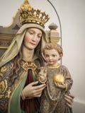 Statue Maria Stock Image