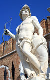Statue of mars ares Stock Photos