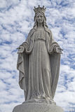 Statue of Mary Royalty Free Stock Image