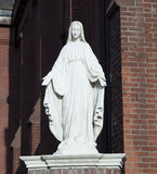Statue of Mary Stock Photos