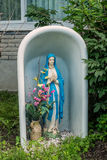 Statue of mary Royalty Free Stock Images