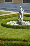 Statue of Meleager in Schonbrunn palace in Vienna Stock Photo