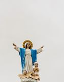 Statue of Mercy Royalty Free Stock Photo