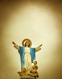 Statue of Mercy Royalty Free Stock Photography