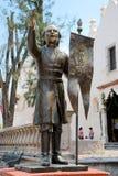 Statue of Miguel Hidalgo y Costilla stock photo