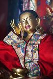 Statue of Milarepa Stock Photo